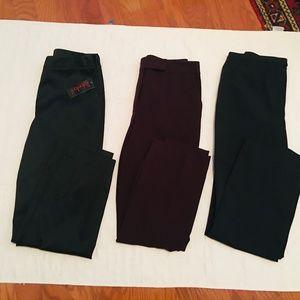 Lot 3 Dress Pants size 8 & 8P Loft